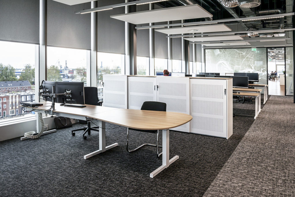 kantoorruimte DB Schenker