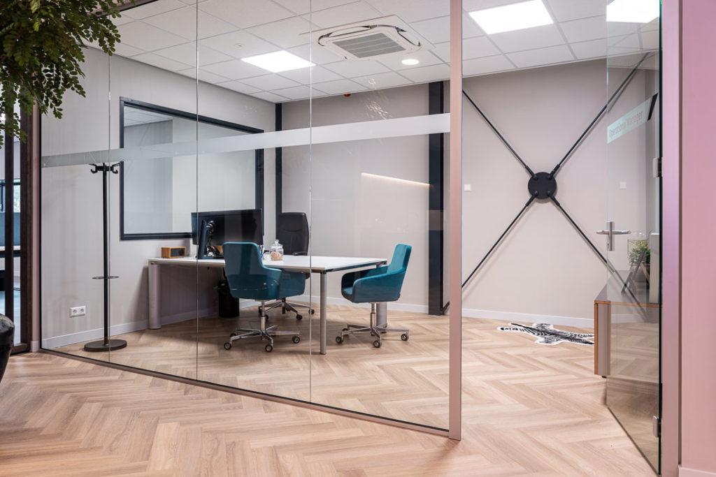 kantoor glas Feju