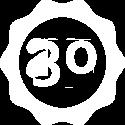 Ervaring pictogram wit